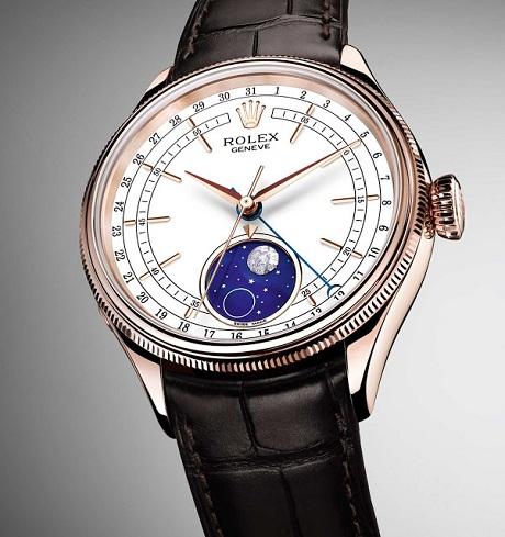 Đồng hồ nam Rolex Cellini Moonphase