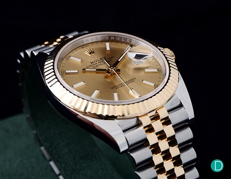 Đồng hồ Rolex Oyster Perpetual Datejust 41 2016