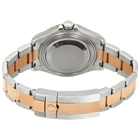 Đồng hồ Rolex nữ nổi bật với mặt số màu chocolate nổi bật