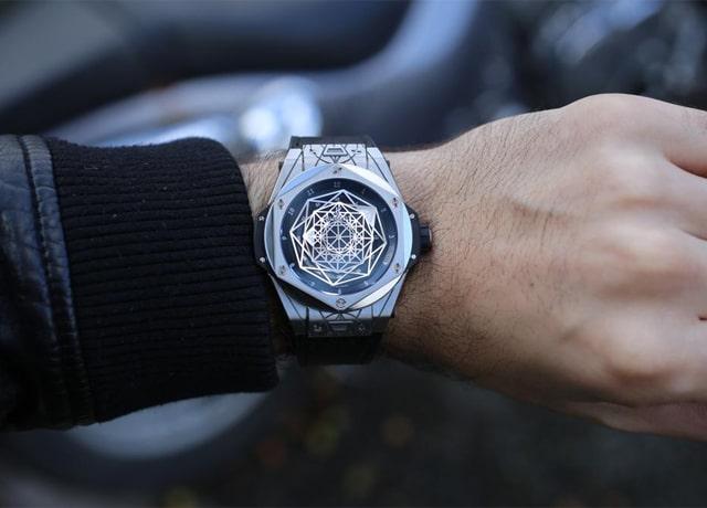 dây đồng hồ hublot