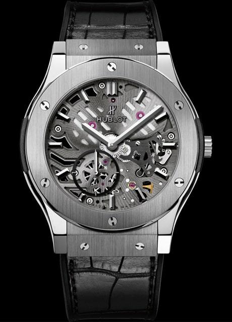 đồng hồ Hublot Classic Fusion Skeleton