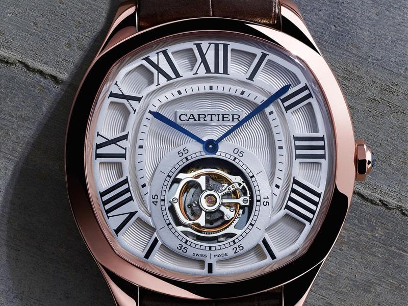 Cartier - Thương hiệu đồng hồ xa xỉ của Pháp