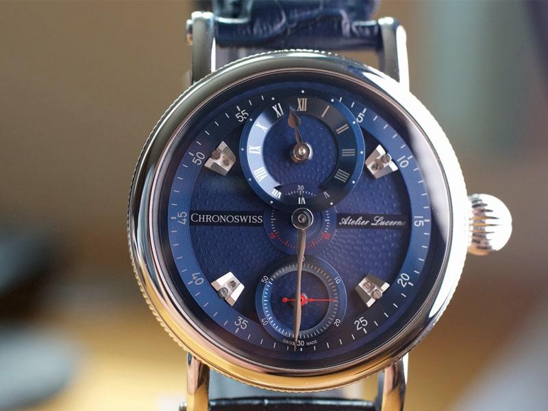 Mẫu đồng hồ nổi bật của thương hiệu Chronoswiss