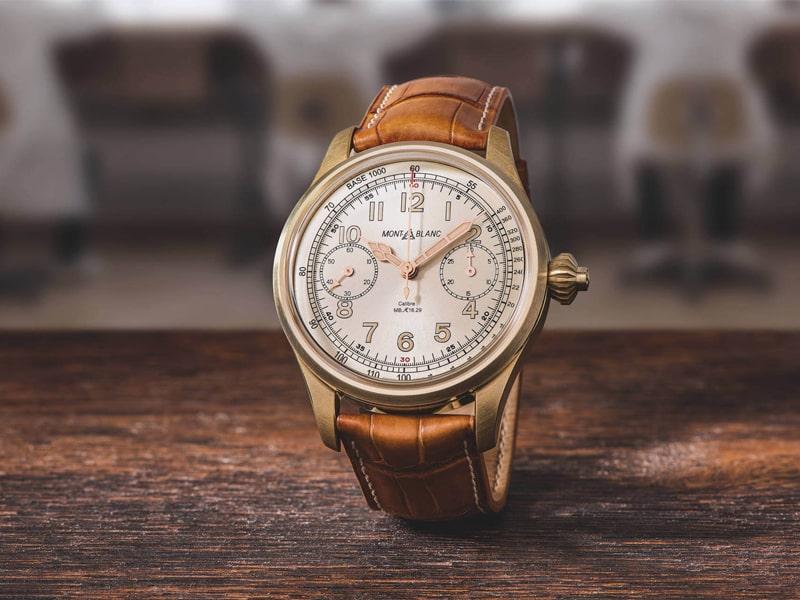 Mẫu thiết kế đồng hồ đầy quyến rũ và quyền lực của Montblanc