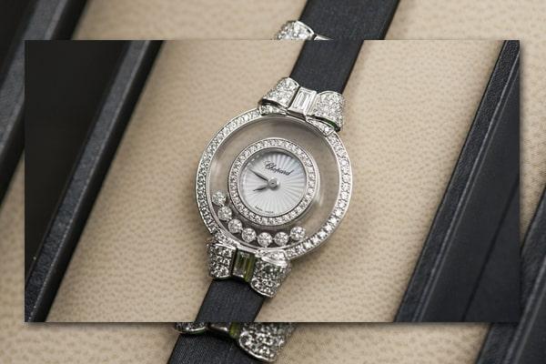 Đồng hồ Chopard của nước nào?