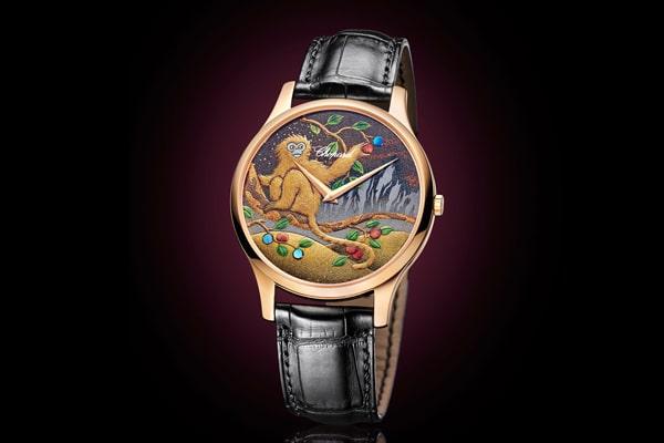 Chopard với những thiết kế đồng hồ ấn tượng