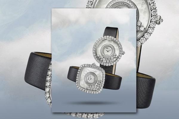 Đồng hồ Chopard Happy Diamonds