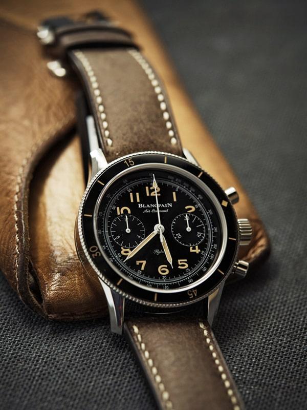 Lịch sử thương hiệu đồng hồ Blancpain - Top các dòng đồng hồ Blancpain đình đám