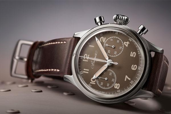 Thiết kế đồng hồ Breguet vô cùng tinh xảo