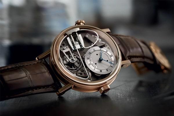 Đồng hồ Breguet sở hữu bộ máy phức tạp
