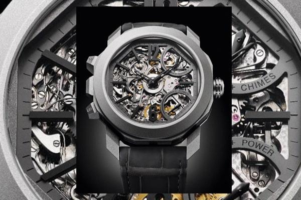 Đồng hồ Octo Grande Sonnerie Tourbillon