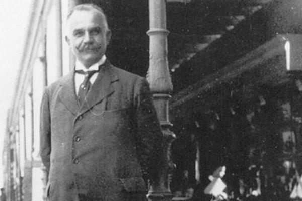 Sotirios Bulgari - nhà sáng lập thương hiệu Bvlgari