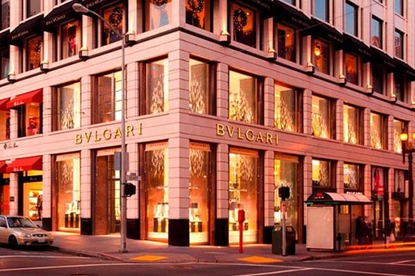 Bvlgari khai trương nhiều cửa hàng trên toàn thế giới