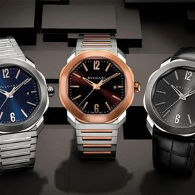 Ngắm nhìn dòng sản phẩm Bvlgari Octo - Tinh hoa nghệ thuật chế tác đồng hồ Bvlgari nam