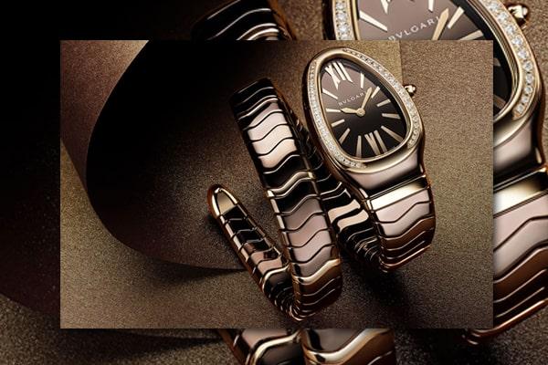 Đồng hồ Spiga thuộc dòng sản phẩm Serpenti
