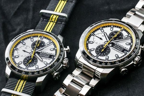 Thương hiệu Chopard với những thiết kế đồng hồ cao cấp,m xa xỉ