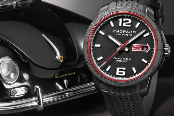 Phân biệt đồng hồ Chopard nam thật - giả đơn giản, chính xác