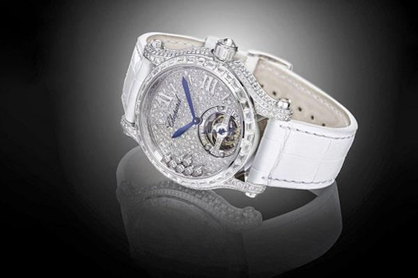 Đồng hồ Chopard nữ đắt đỏ, xa xỉ