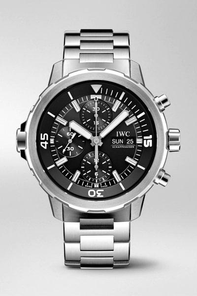 Mẫu thiết kế nổi bật trong bộ sưu tập đồng hồ IWC Schaffhausen Aquatimer