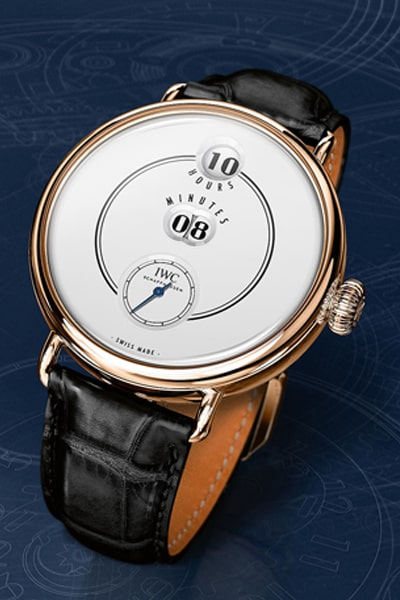 Đồng hồ IWC Ingenieur Perpetual Calendar Digital Date-Month