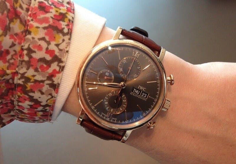 Đồng hồ IWC nữ Da Vinci - Sự hoàn mỹ dành cho phái đẹp