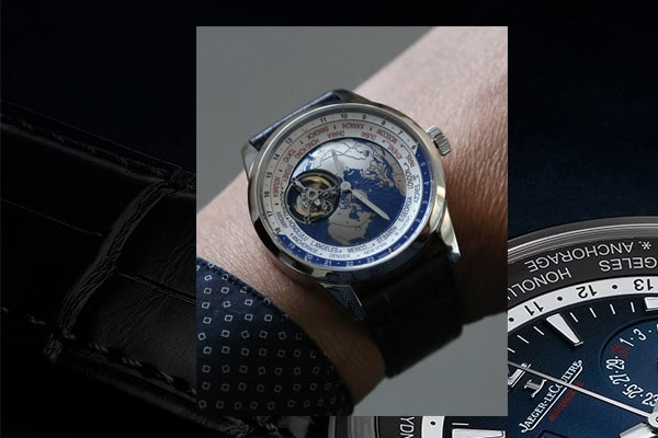 đồng hồ jaeger lecoultre Thiết kế sang trọng, đẳng cấp