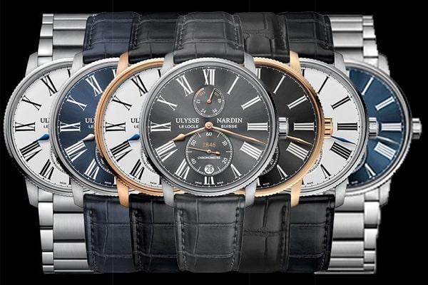 Đánh giá đồng hồ Ulysse Nardin