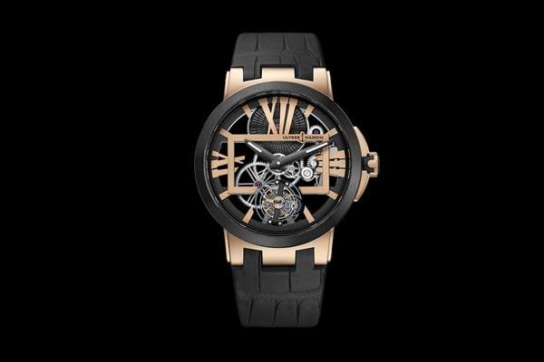 Bộ sưu tập đồng hồ Ulysse Nardin Executive
