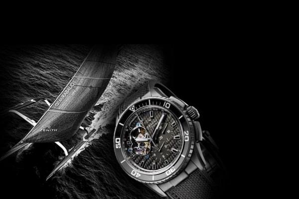Lịch sử thương hiệu đồng hồ Zenith
