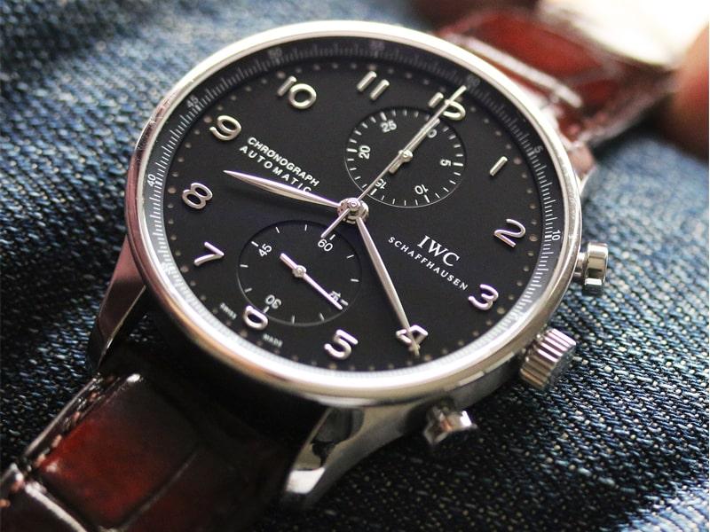Đồng hồ IWC Schaffhausen - Hơi thở của sự hoàn mỹ