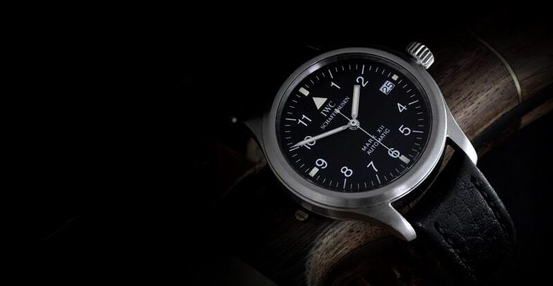 Dòng đồng hồ IWC nam Pilot's Watches đình đám