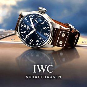 Top 5 dòng đồng hồ IWC nam đình đám trên thế giới