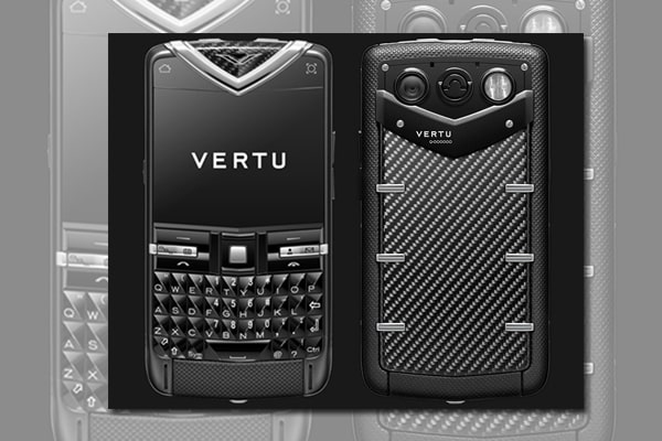 Điện thoại Vertu sử dụng hệ điều hành Symbian