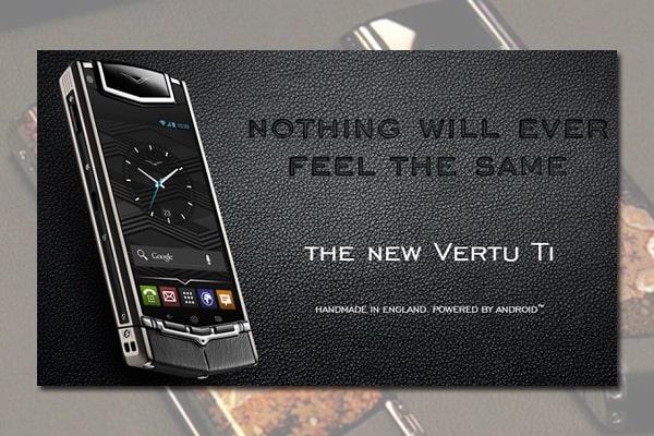 Hệ điều hành Android trên Vertu