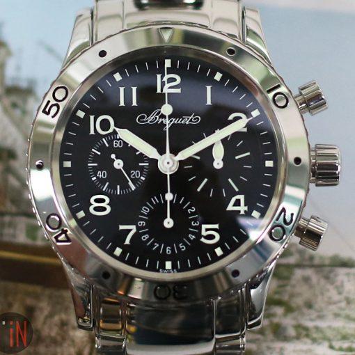 Đồng hồ Breguet - 3800ST92SW9 2