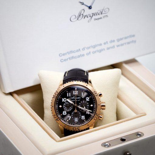 Đồng hồ Breguet - 3810BR929ZU 2
