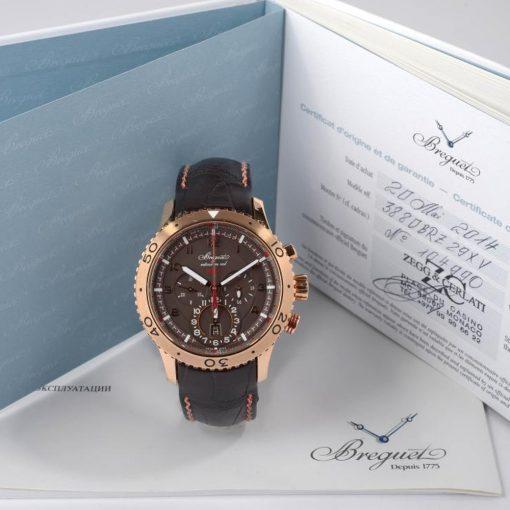 Đồng hồ Breguet - 3880BRZ29XV 2