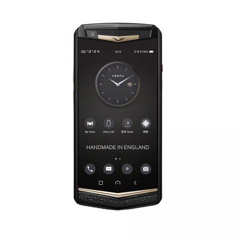 Điện thoại Vertu ASTER P Ti Black Gold – Blk Screw