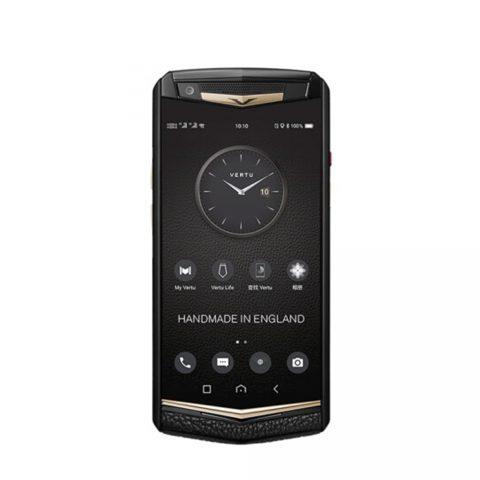 Điện thoại Vertu ASTER P Ti Black Gold Ceramics – Blk Screw