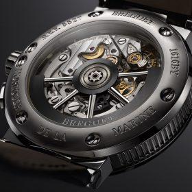 Bộ máy đồng hồ Breguet chính hãng