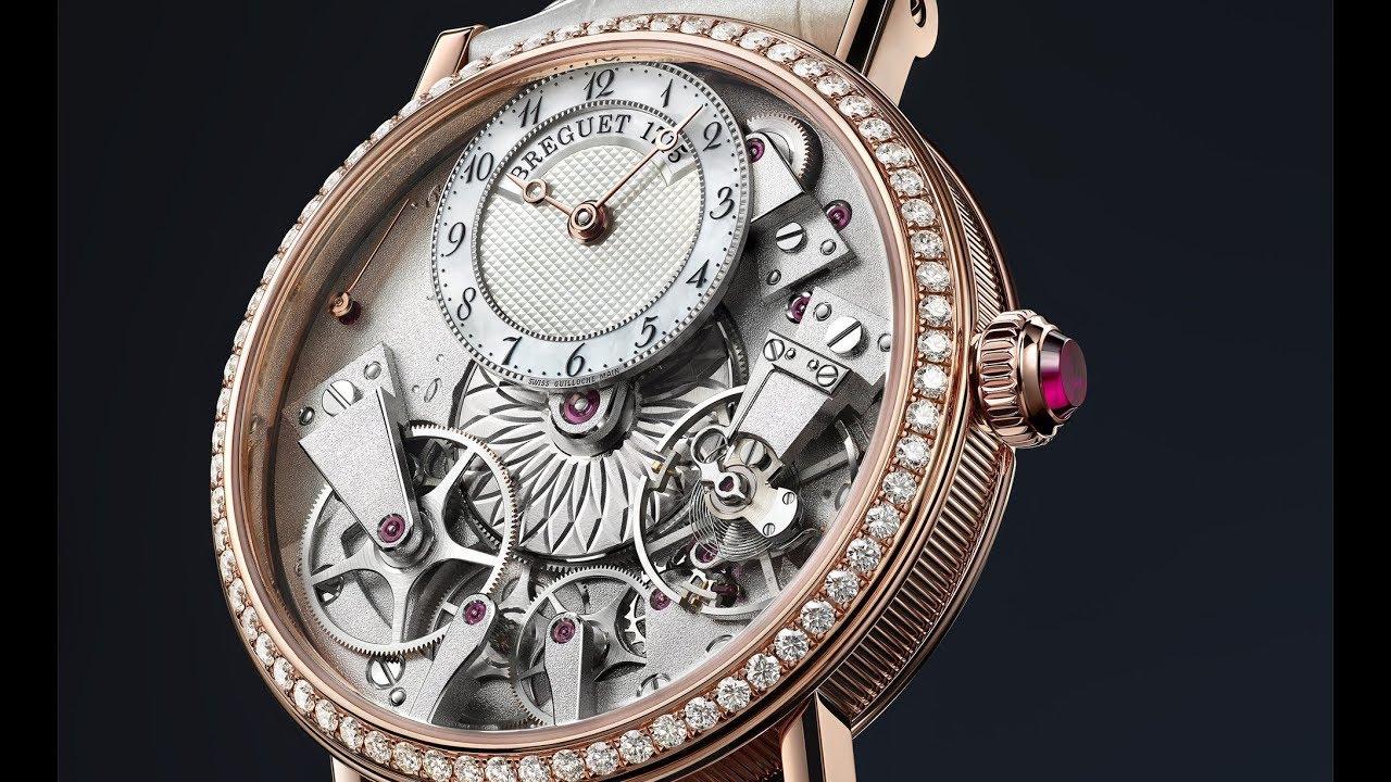 Cách phân biệt đồng hồ Breguet fake và chính hãng