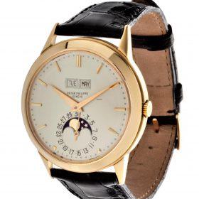 Đồng hồ Patek Philippe 3448 Automatic Perpetual Calendar