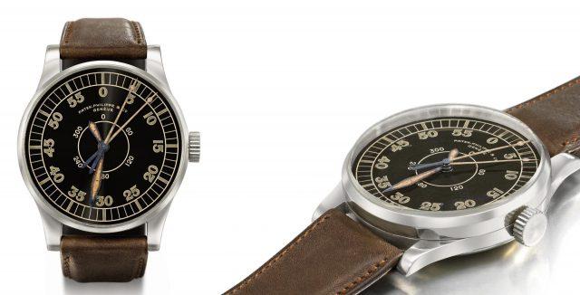 Đồng hồ Patek Philippe Aviator Prototype Wristwatch