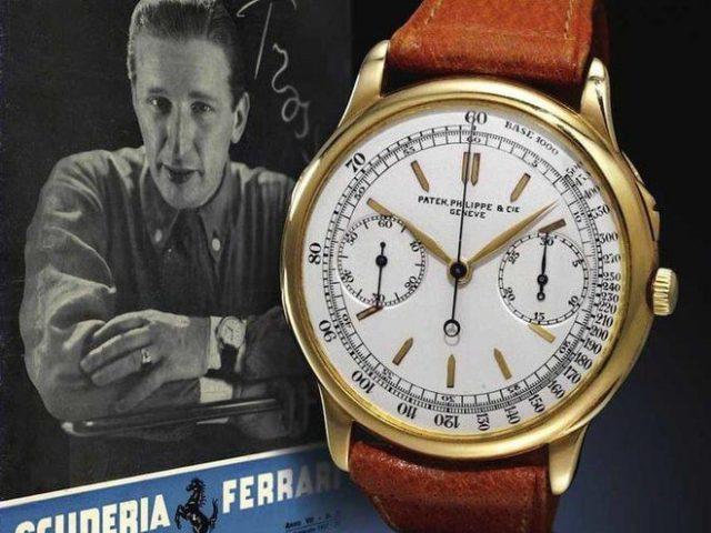 Với đường kính 46mm to bản, đồng hồ Patek Philippe có vẻ thích hợp để được trưng bày hơn là trưng dụng.
