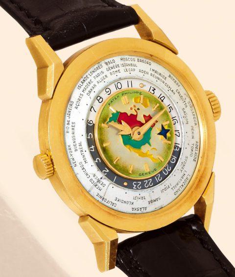 Đồng hồ Patek Philippe Reference 2523 Worldtime