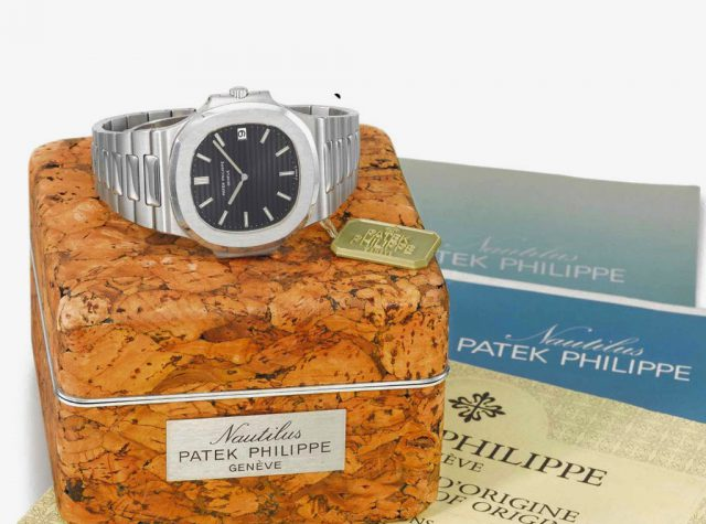 Patek Philippe Nautilus 3700/1