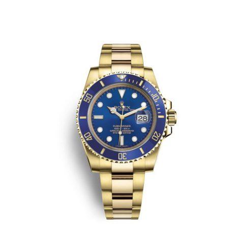 Đồng Hồ Rolex Submariner 116618 LB dạt dào hứng khởi đại dương