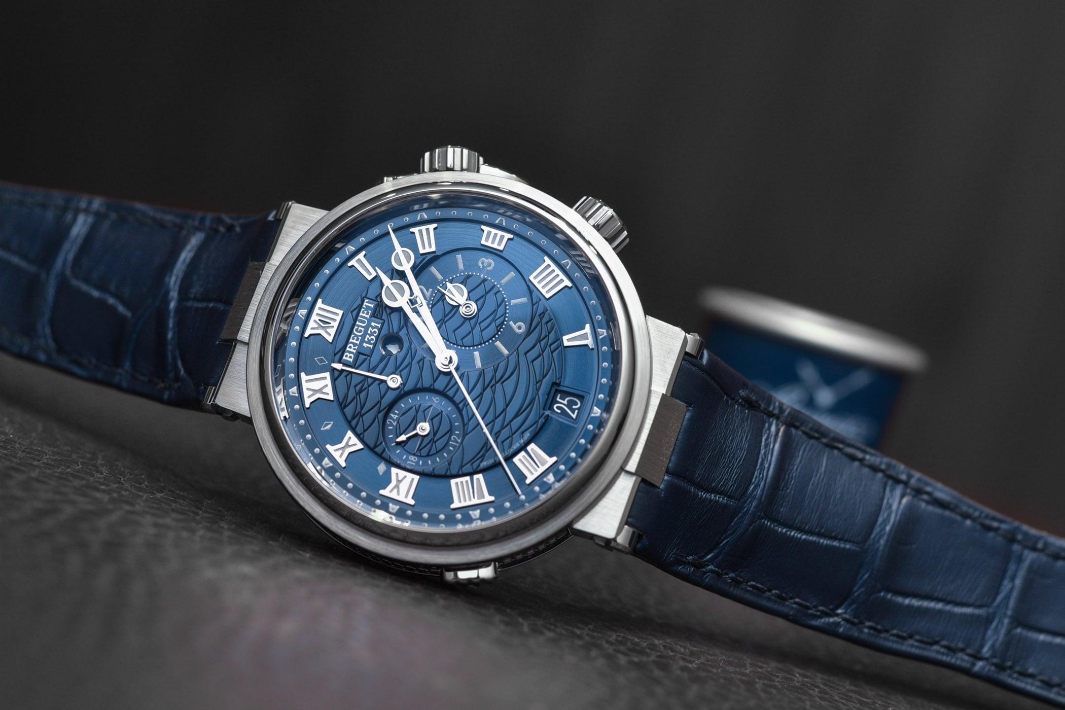 Thiết kế của đồng hồ Breguet chính hãng