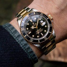đồng hồ Rolex Submariner