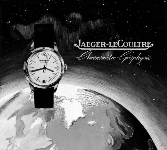 thương hiệu Jaeger LeCoultre